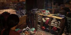 《神秘海域:失落的遗产》性能分析 PS4画面对比Pro