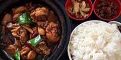 黄焖鸡饭进军美国 网友:兰州拉面和沙县小吃快跟进