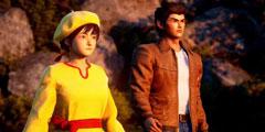 玩家将《莎木3》比作《仙女座》 主角面无表情像玩偶