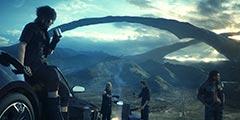 GC2017:《最终幻想15》PC版上架Steam 支持简中