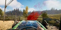 GC2017:《孤岛惊魂5》最新演示公开 各种载具虐杀