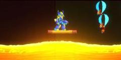 洛克人风格横版动作游戏《20XX》专题站上线