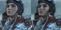 《古墓丽影:崛起》三平台画面对比 Xbox 1 X机能强劲