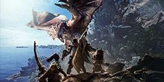GC2017:《怪物猎人世界》新演示 双刀激斗土砂龙!