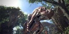 《怪物猎人:世界》DLC将免费 引导玩家在线游戏!