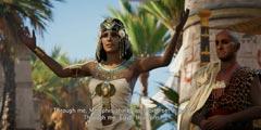 《刺客信条:起源》最新试玩 女刺客及埃及艳后登场