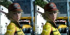 《最终幻想15》PC画质与PS4 Pro画质对比 进步明显