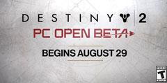 国际服战网已添加PC版《命运2》 Beta测试开启预载!