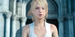 终于想起女主角 《最终幻想15》或将推出露娜DLC!
