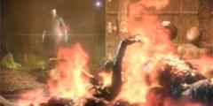 《恶灵附身2》新截图 塞巴斯汀陷入Stem世界的场景