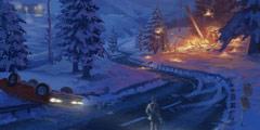 《恶霸鲁尼2》和《特工》新概念图曝光 背景像奥地利