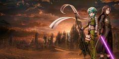 《刀剑神域:夺命凶弹》新情报及画面公开 亚丝娜亮相
