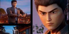 《莎木3》全新游戏截图公开 主角芭月凉英气新形象