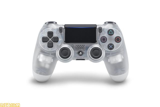 每一种都有想入手的冲动 PS4共5种全新颜色手柄公开