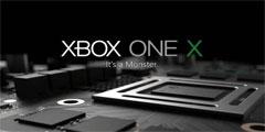 Xbox One X零售版开箱 黑色的机身尽显低调奢华!