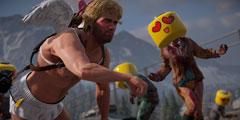 PS4版《丧尸围城4》曝首批截图 使用特殊动作打僵尸