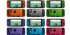 彩色透明任天堂switch外壳发起众筹 只为圆儿时的梦!