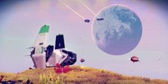 《无人深空》1.35补丁发布 游戏变得有趣起来了呢!