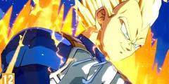 《龙珠格斗Z》贝吉塔宣传视频 超级赛亚人王子放大招