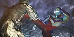 《巨影都市》35分钟实机试玩影像 奥特曼大战怪兽!