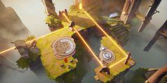策略游戏《Archaica:光之路》Steam发售 获得了好评