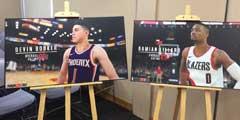 《NBA 2K18》国行发布会现场实况 更多国行情报到来