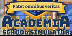 《学术界:学校模拟》LMAO 完整内核汉化补丁发布!