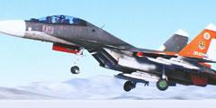 万代公布《皇牌空战7》新中文预告 国家战争一触即发
