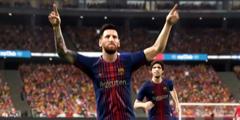 实况足球2018今日发售 贝克汉姆博尔特加盟挑战FIFA