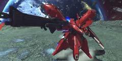 《高达VS》最新DLC预告 夏亚最终座驾夜莺重磅登场