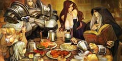 临时工又立功了!页面广告泄露《龙之皇冠》将登PS4