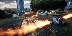 射击游戏《刀锋战车》曝首批截图 将登陆PC和PS4!