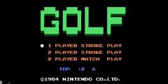 任天堂Switch暗藏经典小游戏!玩家发现NES版高尔夫