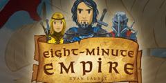 同名桌游改编游戏《八分钟帝国》专题站上线