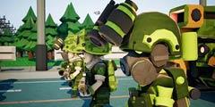 回合制战略游戏《小小合金》秋季发行 开场动画欣赏