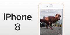 苹果iPhone8全方位拆解展示 玻璃背板若损坏更换不易