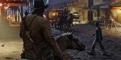《荒野大镖客2》全新中文预告公开 全新游戏截图放出