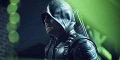 《绿箭侠》第六季预告公布 口香糖携子大战诸反派