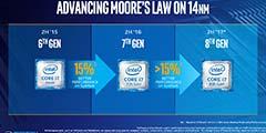 英特尔i7 8700K/8600K处理器游戏性能对比测试曝光