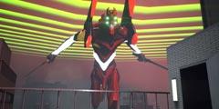 《巨影都市》新登场巨影 EVA二号机大战机械哥斯拉