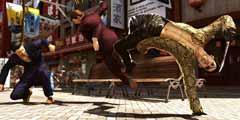 《如龙:极2》真岛新剧情公开 全新战斗系统详情介绍