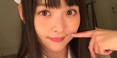 """11区美女声优上坂瑾晒护士装 """"女王""""手持奇怪道具"""