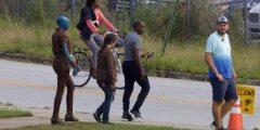 《复仇者联盟4》曝光了最新的片场照! 美队翘臀抢镜