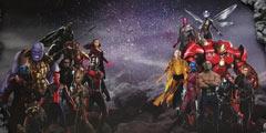 《复仇者联盟3》钢铁侠新战衣概念图 手部粒子炮发射