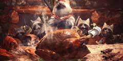 《怪物猎人世界》新怪登场 地图功能和技能详情公开