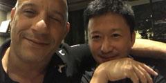 要拍《战狼3》?范迪塞尔晒视频称与吴京合作很荣幸