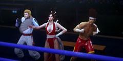 《拳皇命运》第12集上线 被踢断颈骨又站了起来?