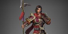《真三国无双8》公布曹仁吕蒙等人设图 大宝剑注目