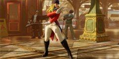 《街头霸王5》将于10月24日推出第2弹运动主题服装