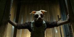 《哥谭》第四季猪博士预告 变态屠夫可操纵猪头杂兵